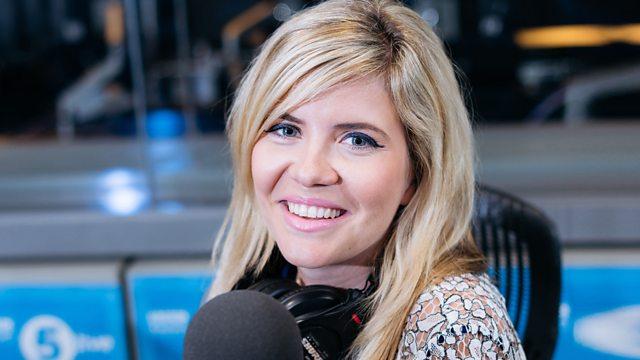 Emma Barnett, BBC Radio 5 Live presenter